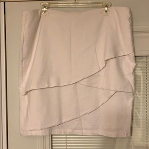 Beautiful  elegant Linen skirt